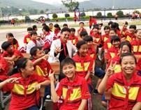 『我和第三空间的故事』—彝乡河外小学改造公益项目(三)