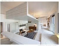 白色陶瓷住宅设计