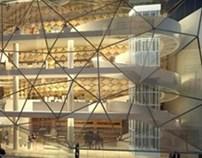 上海瑞金剧场改造概念设计