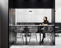 立品设计:一尚门餐厅空间与装置设计