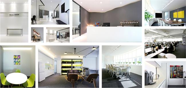 奥迅室内设计有限公司办公环境