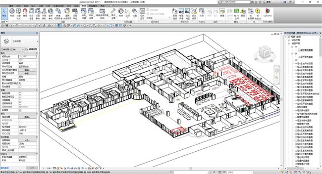 cad图如何导入3d_干货!我们如何使BIM技术在酒店设计中落地 - 设计腕儿【腕儿案例】