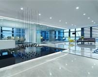 彭征设计丨美的地产总部