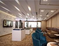 磐迪空间设计——万达海外地产展示中心