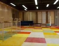 磐迪空间设计——性格色彩会所