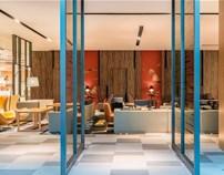 刘红蕾:洛阳凯悦嘉轩酒店HYATT PLACE设计