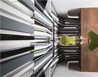 刘红蕾:深圳融创•创智谷展厅设计