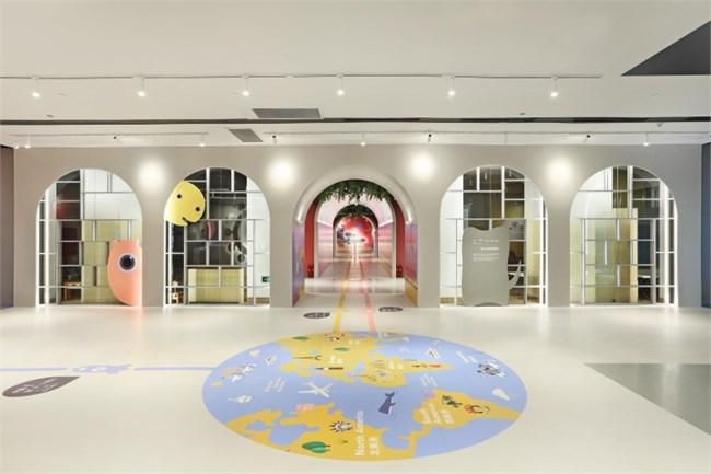 幼儿园室内装修中存在几项问题-极正创意
