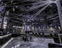 新冶组新作 | 酒吧+KTV,全能型城市新娱乐 无锡M-KING KTV概念店
