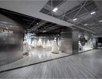 杰恩设计——KIKI WONG婚纱店室内设计