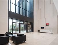 办公设计 | J&A杰恩设计 x 华为武汉研发中心设计