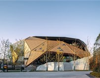 J&A杰恩设计——西安沣东i未来售楼中心设计