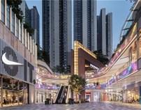 """室内设计公司杰恩设计打造""""多元、主题、体验""""壹方天地购物中心"""