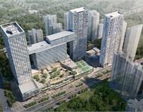 朗联设计丨深圳海境界二期:臻于至善的人居设计