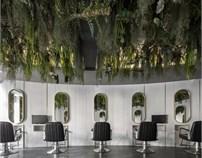 丰采Vibrant 发廊设计