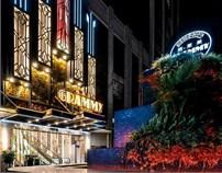 新冶首发 沉浸式艺术场景打造厦门潮奢娱乐新名片: GRAMMY 玩乐派对空间