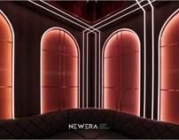 """新冶新作 解决性设计:自带流量吸引力的""""蓝色星际"""",k .show咖秀音乐会所"""